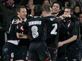 Лига 1: Лион начинает с разгромной победы