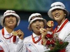 Стрельба из лука: Корейским спортсменкам нет равных