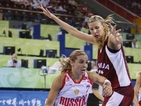 Олимпиада-2008: Российские баскетболистки начинают с победы