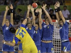 Олимпиада-2008: В бой вступают гандболистки