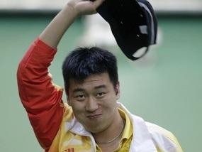 Китай берет второе золото Олимпиады
