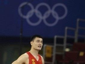 Прапороносцем збірної Китаю на відкритті Олімпіади стане Яо Мін
