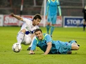 Ліга Чемпіонів: Динамо ледь-ледь обійшло Дроеду