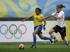 Олімпіада-2008: Жіночі збірні зіграли перший матч