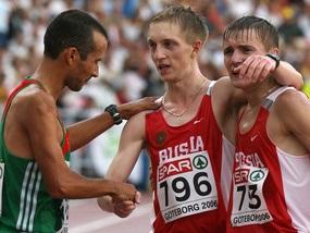 Олімпійця переплутали з його співвітчизником