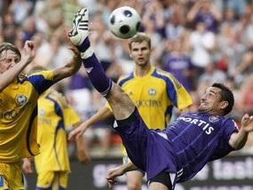 УЄФА підозрює БАТЕ й Андерлехт у договірному матчі