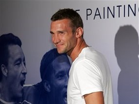 Шевченко: Хочу допомогти команді ще раз опинитися серед фіналістів світової першості