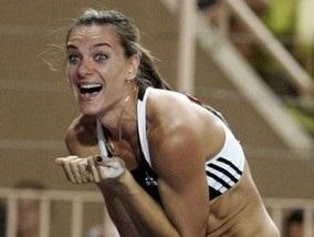 Ісінбаєва поставила новий світовий рекорд