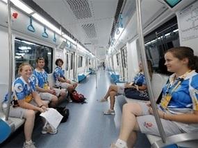 В Пекине открыли Олимпийскую ветку метро