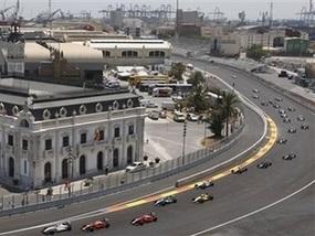 Этап Формулы-1 примет Валенсия