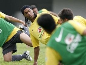 Роналдиньо назначили капитаном