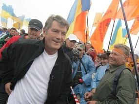 Ющенко ждут на открытии Олимпиады