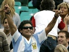 Марадона: Мессі вже час стати чоловіком