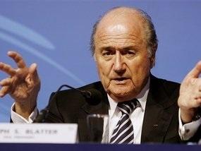 Олимпиада-2008: Блаттер ставит ультиматум футбольным клубам