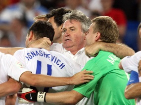 Євро-2008: Російські футболісти одержать по 350 тисяч євро кожний