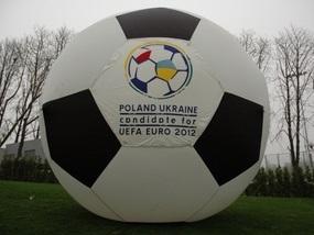 Євро-2012: УЄФА створить три офіційні фанзони в Києві