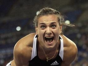 Ісінбаєва здобула перемогу на турнірі в Стокгольмі