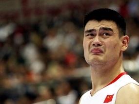 Яо Мин расстроен Олимпийским жребием