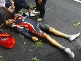 Тур де Франс: Перейро сломался