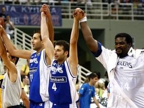Греки и хорваты завоевали путевки на Олимпиаду