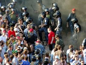 Таврия возмущена действиями милиции