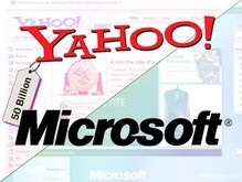 Yahoo готова продаться Microsoft по $33 за акцию