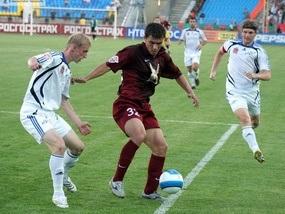 Российская Премьер-лига: Рубин не может победить четвертый матч подряд