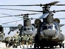 Афганські бойовики викрали три вертольоти НАТО