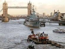 В Лондоне застроят берег Темзы