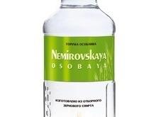 Nemiroff начинает разлив водки в России