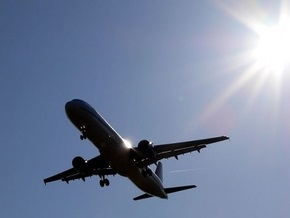 У Харківському аеропорту відбулася аварійна посадка літака