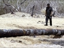 Нигерийцы за неделю взорвали четыре нефтепровода