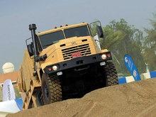 АвтоКрАЗ будет поставлять грузовики в Нигерию