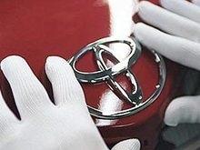 Toyota отзывает почти 630 тыс. автомобилей