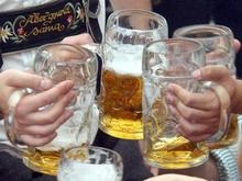 Сармат начал разлив пива Славутич