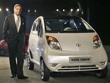 Tata Motors представила самый дешевый в мире автомобиль
