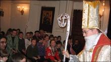 15 тисяч дітей отримають подарунки від Святого Миколая