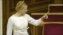 Завтра Тимошенко спробують обрати прем'єром