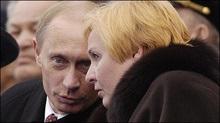 Людмилу Путіну висунули в президенти без її відома