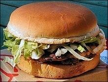 Американець знайшов у гамбургері презерватив