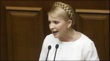 Партія регіонів вважає даремним повторне висування Тимошенко
