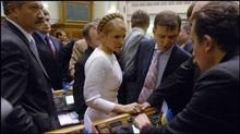 Турчинов: Коаліція проголосує за Тимошенко навіть в екстремальних умовах