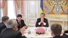 Ющенко закликав радіо і телеканали перейти на українську мову