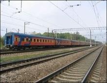 Росія відновила потяг Москва-Париж
