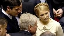 Голосування по кандидатурі Тимошенко не буде, доки ПР не зніме блокаду