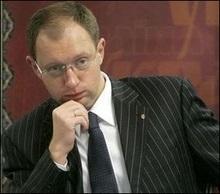 Яценюк зібрав керівників фракцій на нараду