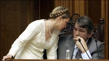 Спроба №2: Ющенко повторно вніс до ВР подання про призначення Тимошенко прем'єром