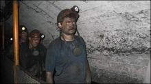 З шахти Червоний партизан на Луганщині евакуйовано всіх гірників