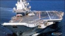 Російський авіаносець викликав хаос поблизу норвезьких нафтових платформ