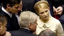 Тимошенко заявляє, що Ющенко готовий повторно внести її кандидатуру на прем'єра